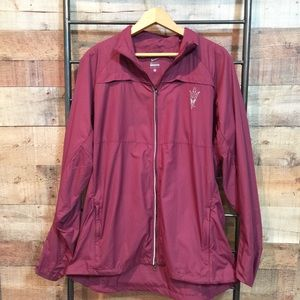 | nike | ASU Zip Up Jacket